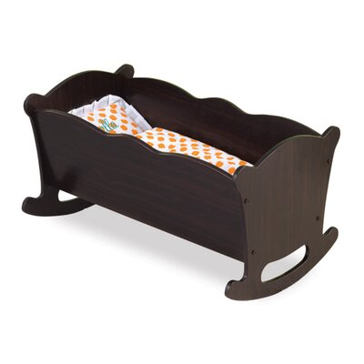 KidKraft Personalized Lil' Doll Cradle