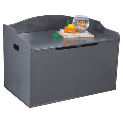 KidKraft Austin Toy Box in Gray