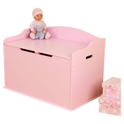 Austin Toy Box in Pink