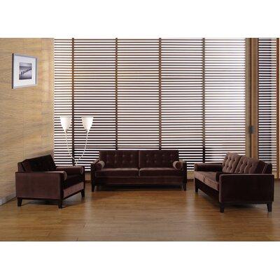 Armen Living Centennial Velvet Living Room Collection
