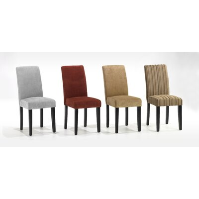 Armen Living Urbanity Parsons Chair (Set of 2)