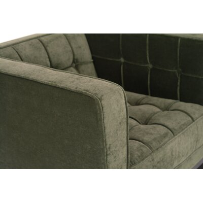 Armen Living Urbanity Roxbury Tufted Chair