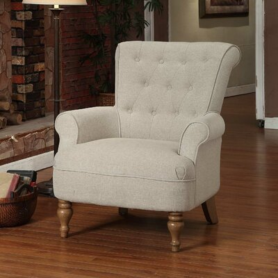 Armen Living Hudson Chair