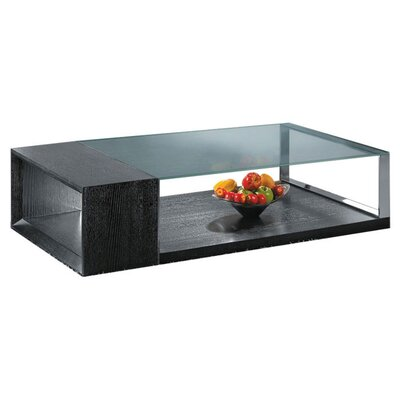 Armen Living Boardwalk Coffee Table