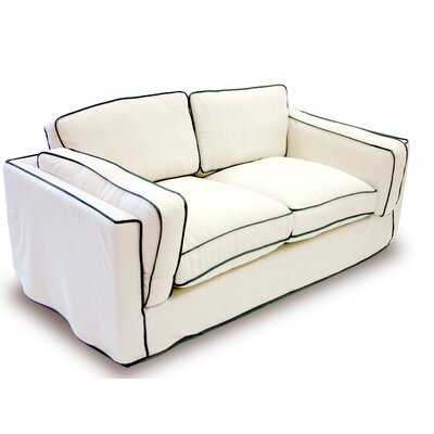 Armen Living South Beach Loveseat