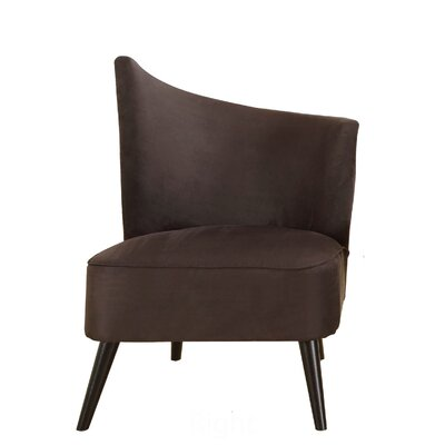 Stage Door Elegant Left Side Chair