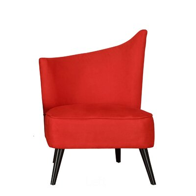 Stage Door Elegant Right Side Chair