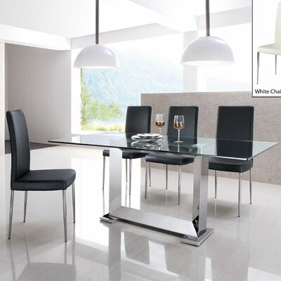 Armen Living Posto Dining Table
