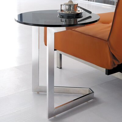 Armen Living Toro End Table