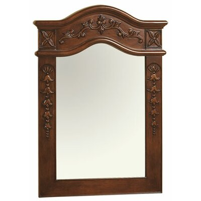 Traditions Bordeaux Frame Mirror
