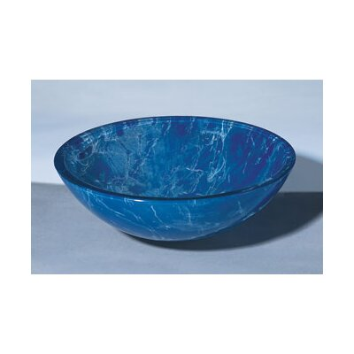 Ronbow Two Layer Glass Vessel Sink