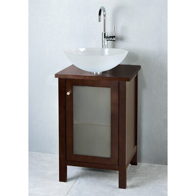Ronbow Contempo Cami 19 Single Bathroom Vanity Set Reviews Wayfair
