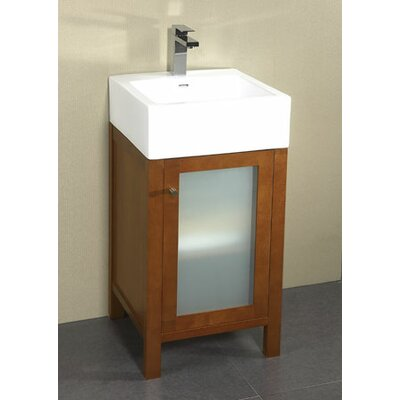 "Ronbow Contempo Cami 18"" Bathroom Vanity Set"