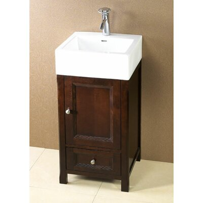 "Ronbow Neo Classic Juliet 18"" Bathroom Vanity Set"