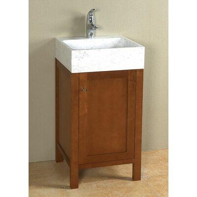 """Ronbow Contempo Mica 18"""" Bathroom Vanity Set"""