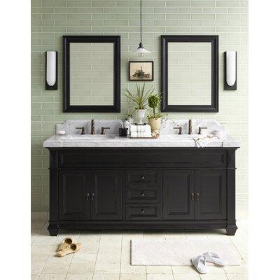 "Torino 73"" Double Bathroom Vanity Set"