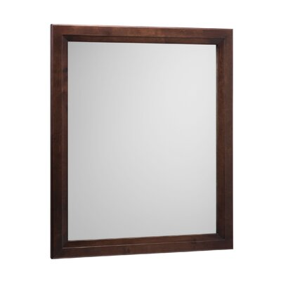 "Ronbow Newcastle 27"" x 35"" Wood Framed Mirror"