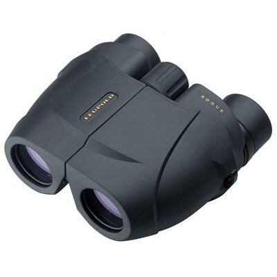 Rogue BX-1 8x25mm Compact Porro Binocular in Black