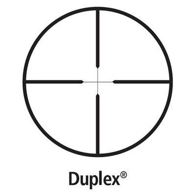 Leupold VX-3 6.5-20x40mm Side Focus Fine Duplex Riflescope in Silver