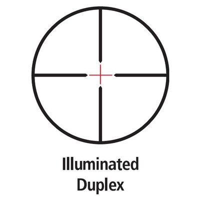 Leupold VX-6 2-12x42mm (30mm) CDS Riflescopes in Matte