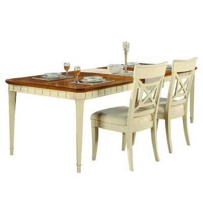 Wynwood Furniture Garden Walk Dining Table