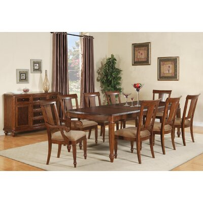 Wynwood Furniture Brendon 9 Piece Dining Set