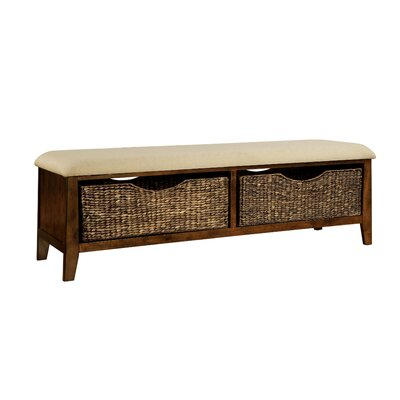 Wynwood Furniture SBH Bedroom Storage Bench