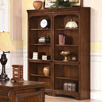 Wynwood Furniture Woodlands Bookcase in Heritage Cherry