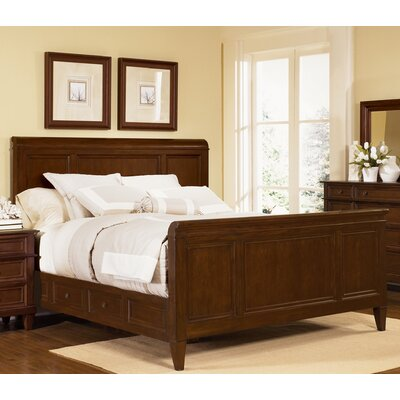 Wynwood Furniture Westhaven Panel Bed