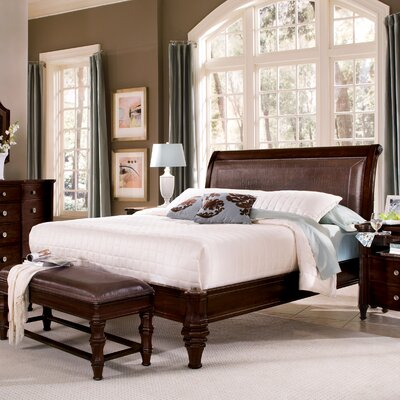 Wynwood Furniture Sutton Place Sleigh Bedroom Collection
