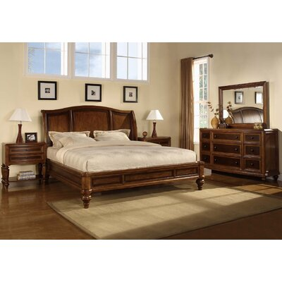 Wynwood Furniture Bendon Sleigh Bedroom Collection