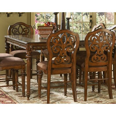 Wynwood Furniture Reinosa 9 Piece Counter Height Dining Set