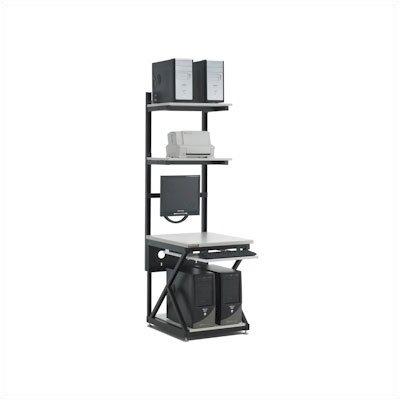 """Kendall Howard 24"""" Performance LAN Station Work Bench with Full Bottom Shelf"""