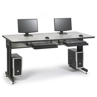Kendall Howard 72&quot; x 30&quot; Advanced Classroom Training Table