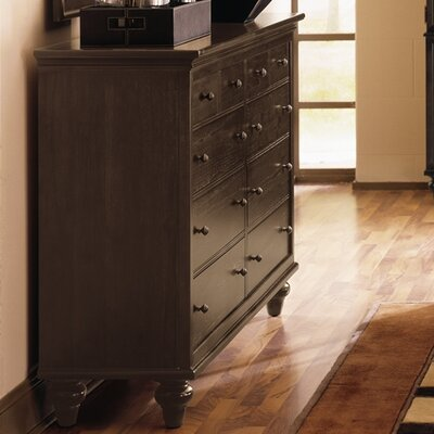 Somerset Ten Drawer Dresser