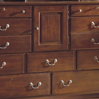 Kincaid Brookside 9 Drawer Combo Dresser