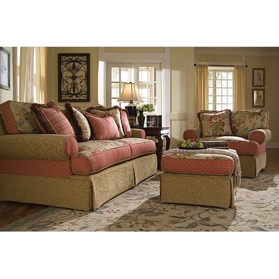Malibu cottage classics living room collection wayfair - Cottage living room furniture ...
