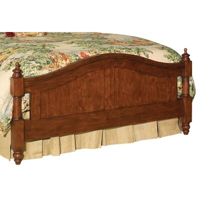 Kincaid Chateau Royal Panel Bed