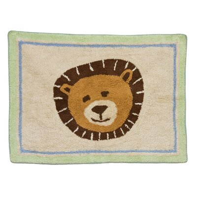 Pam Grace Creations Zoo Buddies Kids Rug