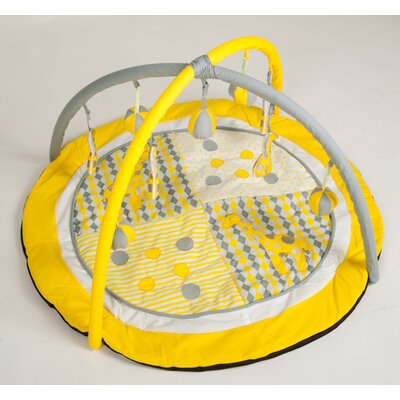 Pam Grace Creations Argyle Giraffe Playgym