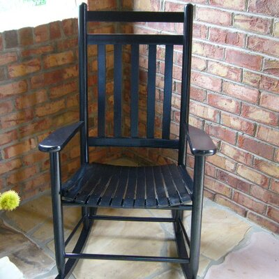 Dixie Seating Company Adult Indoor/Outdoor Rocking Chair (RTA)