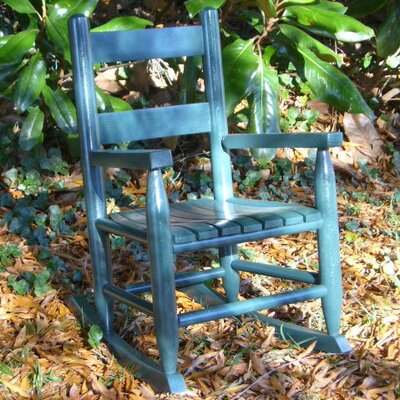 Dixie Seating Company Child's Rocking Chair