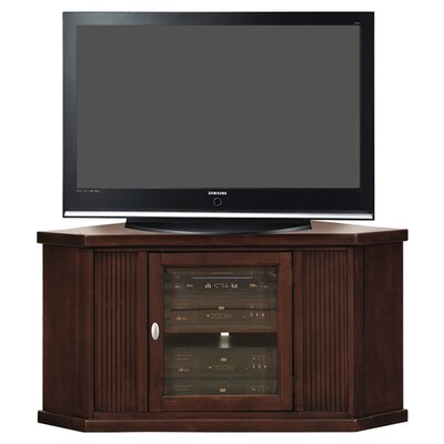 "Leick Furniture Riley Holliday 47"" Corner Plasma TV Stand"