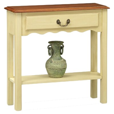 <strong>Leick Furniture</strong> Favorite Finds Wave Console Table