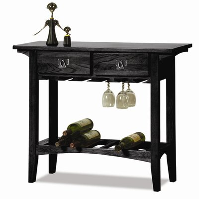 Leick Furniture Favorite Finds10 Bottle Wine Rack