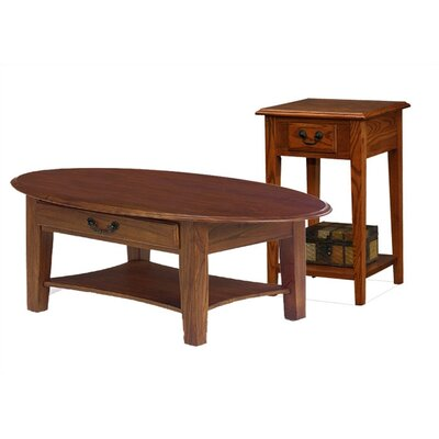 Leick Furniture Favorite Finds Coffee Table Set