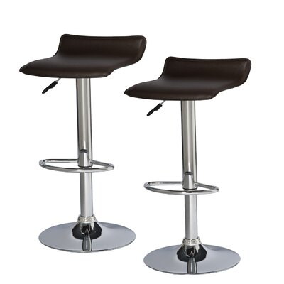 Leick Furniture Favorite Finds Adjustable Swivel Stool (Set of 2)
