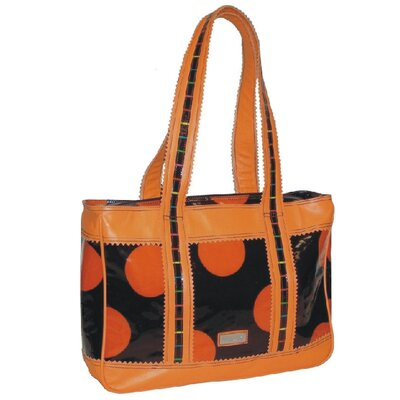 Free Spirit Printed Tote Bag