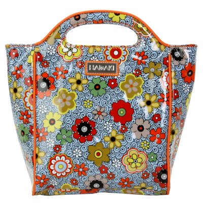 Hadaki Insulated Lunch Pod Coated in Floral Swirl