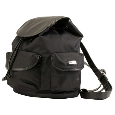 Nylon Market Backpack